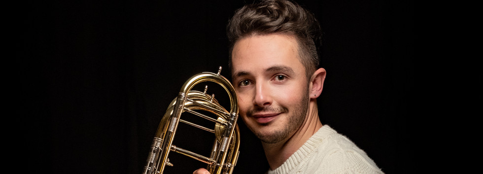 Kévin Roby, trombone