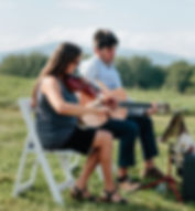 Musicians in Field, Wedding music