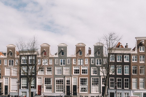 EASTER IN AMSTERDAM
