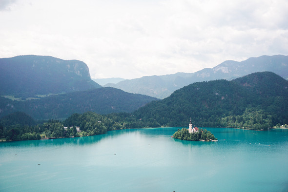 A WEEKEND IN SLOVENIA