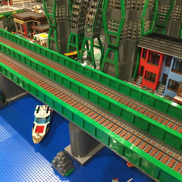 Elevated Rail
