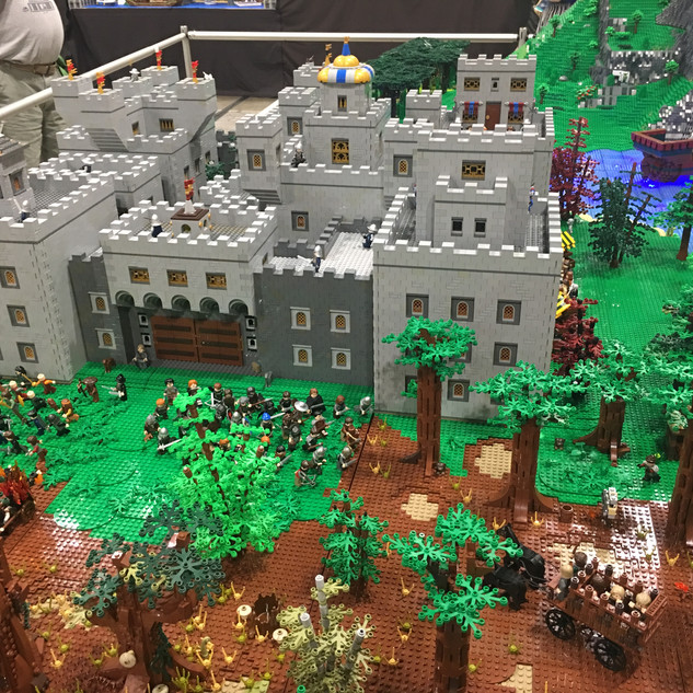 Castle forest 2
