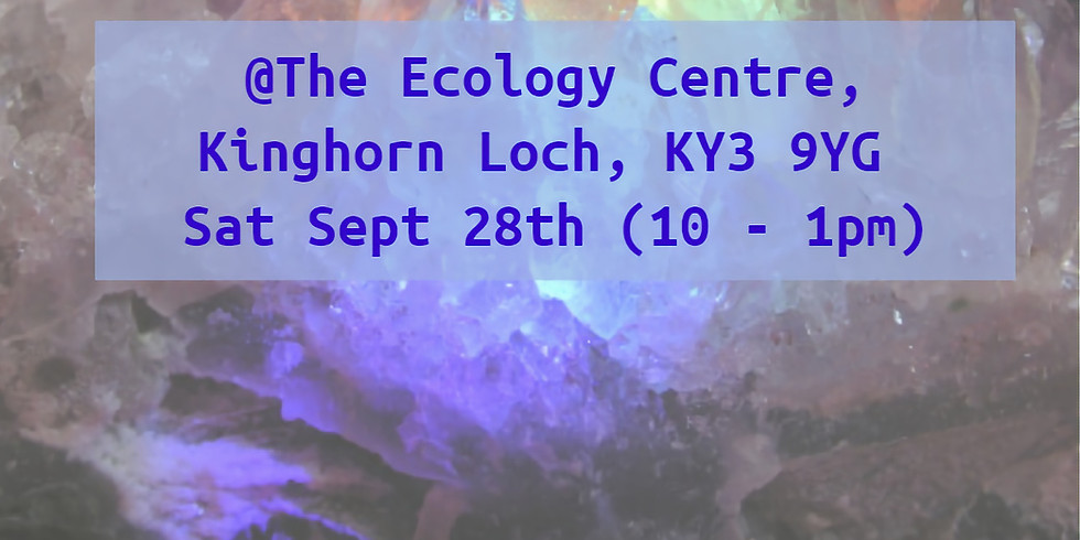 Kinghorn: Crystals: Connect & Commune