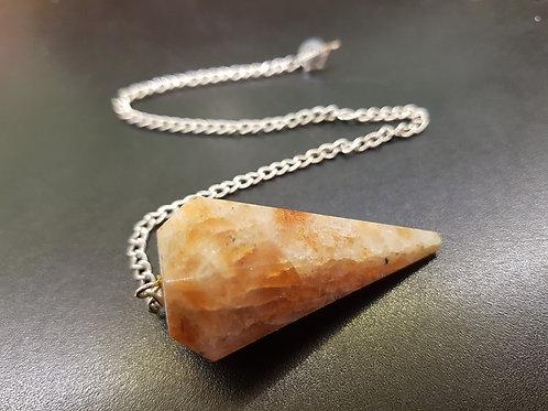 Sunstone Pendulum