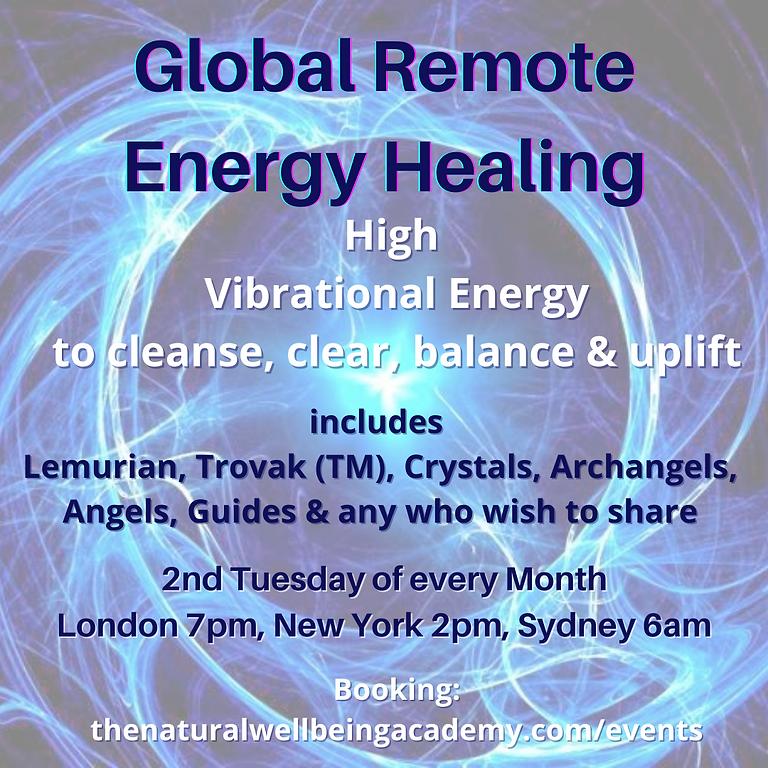 Trovak (TM) Energy Healing Monthly Class (June 2021)
