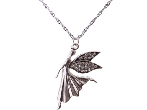 Healing Angel Necklace