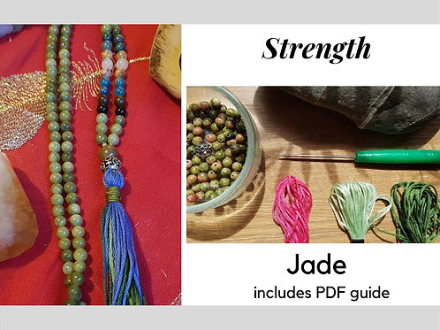 Jade DIY Mala Kit