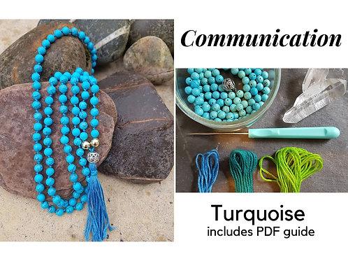 Turquoise DIY Mala Kit