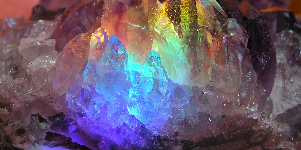 Kinross: Crystals: Connect & Commune