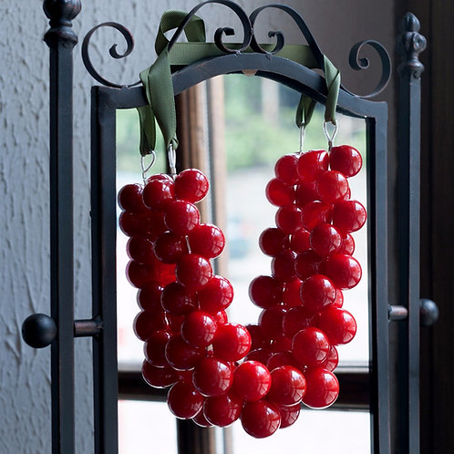 Grapes necklace (40 beads)