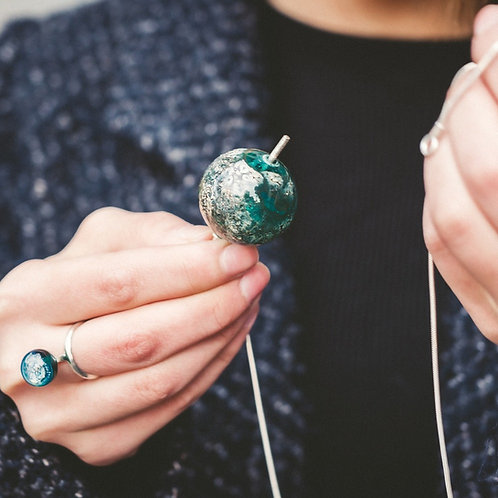"""Orb For """"Magic Orb Pendant Necklace"""" (no base)"""