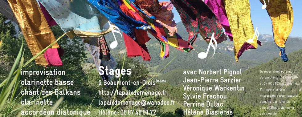 Stages Saint-Pierre 2020 - La Paix Déménage