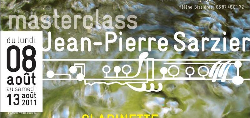 Masterclass Saint-Pierre 2011 - La Paix Déménage