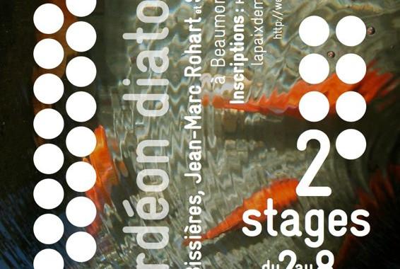 Stages Saint-Pierre 2009 - La Paix Déménage