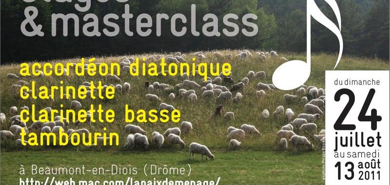 Stages Saint-Pierre 2011 - La Paix Déménage