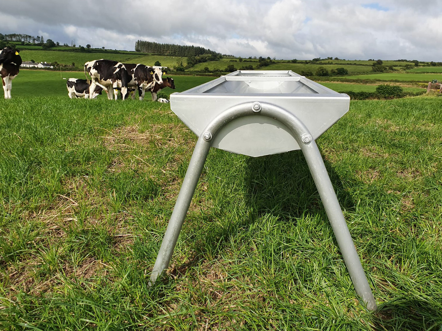 Troughs available in a range of sizes