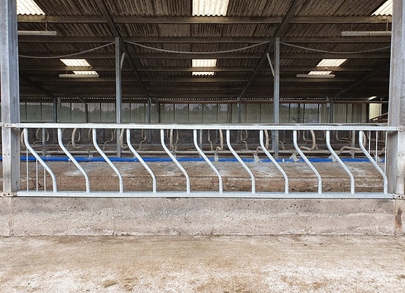 Cranked Box Feed Barrier