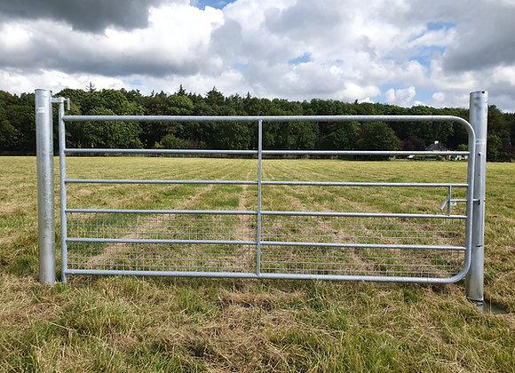 M4 Half Mesh Gate