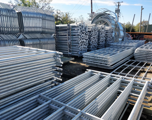 Only the best quality galvanised steel products