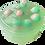 Thumbnail: Watermelon Jelly - 8 oz Clear Jiggly Slime