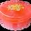 Thumbnail: Blushing Lemonade - 8 oz Clear Slime