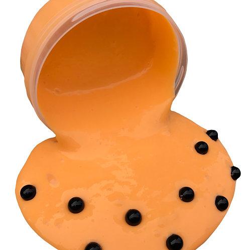 Mango Milk Bubble Tea - 8 oz Thick & Glossy Slime
