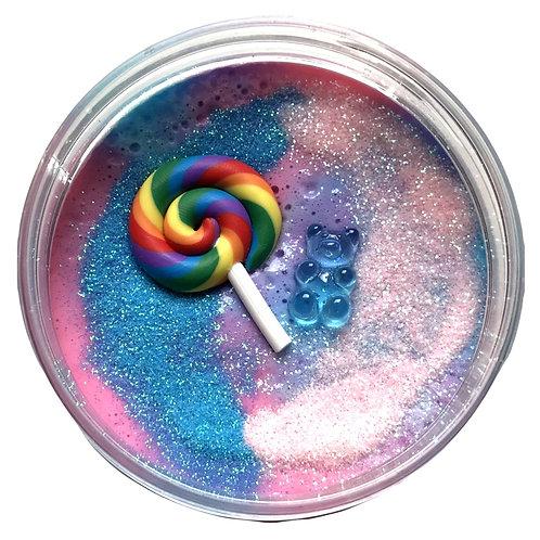 Candy Twist - 8 oz Fluffy Slime