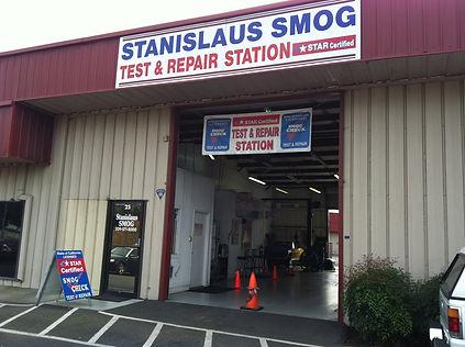 Smog Check Inspection Modesto Ca Stanislaus Smog