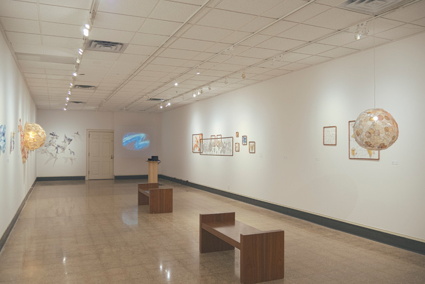 """Marvin Cone Gallery with """"Apparent Magnitude"""""""