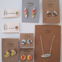 Painted Jewelry Series