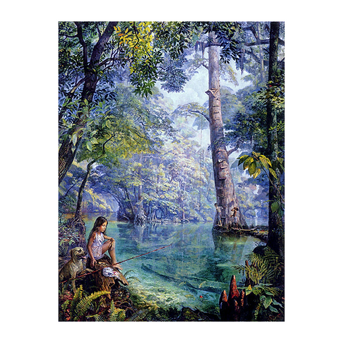 The River's Path