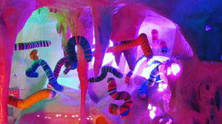Acid Trip...Right Meow Wolf👇