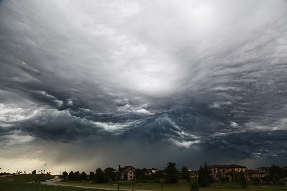 """Storm Clouds"" by Craig Kohtz via Flickr"
