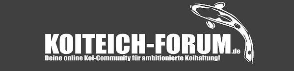 Koiteich Forum für japanische Koi Karpfen. Alles über Koi Teichfilter, Koi Teichbau, Koi Teichtechnik, Luftheber, Koi Krankheiten, Wasserwerte, Koi Blog, Koihändler, Koifutter online kaufen, Koi Freunde, Koi Forum, Teichfilter Erfahrungen.