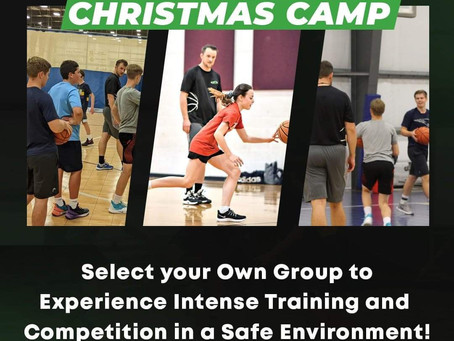 Practice Pod Christmas Camp!
