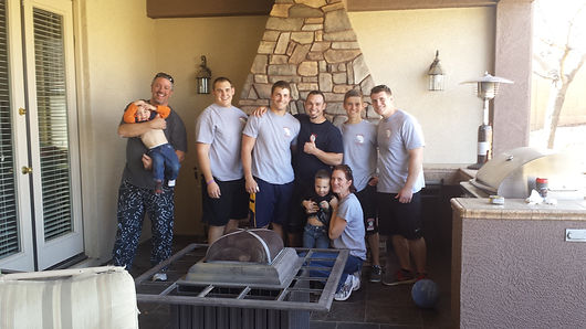 Professional Movers, Locally owned moving companies in Arizona. The Firemen Movers Prescott, Cheap moving companies in Prescott, Fast moving companies in Prescott, Firemen, Fire fighters, easy moving companies in AZ.