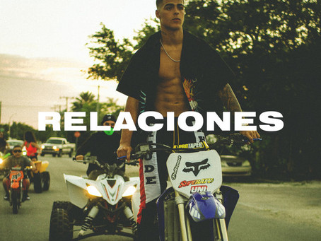 """Lunay's New Single """"Relaciones"""" Makes Us Evaluate Our Relationships."""