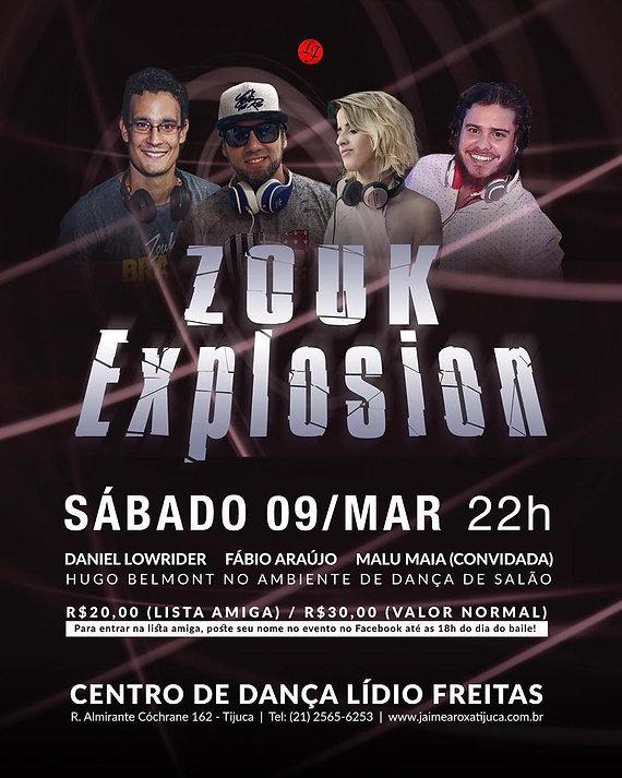 zouk explosion
