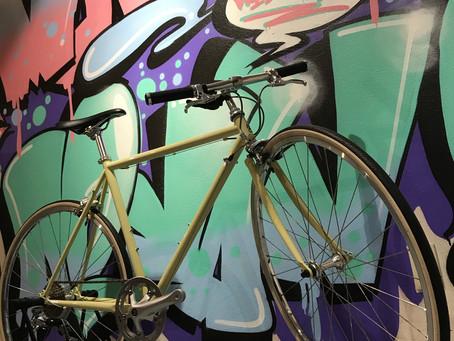 FUJIのクロスバイク:BALAD!!