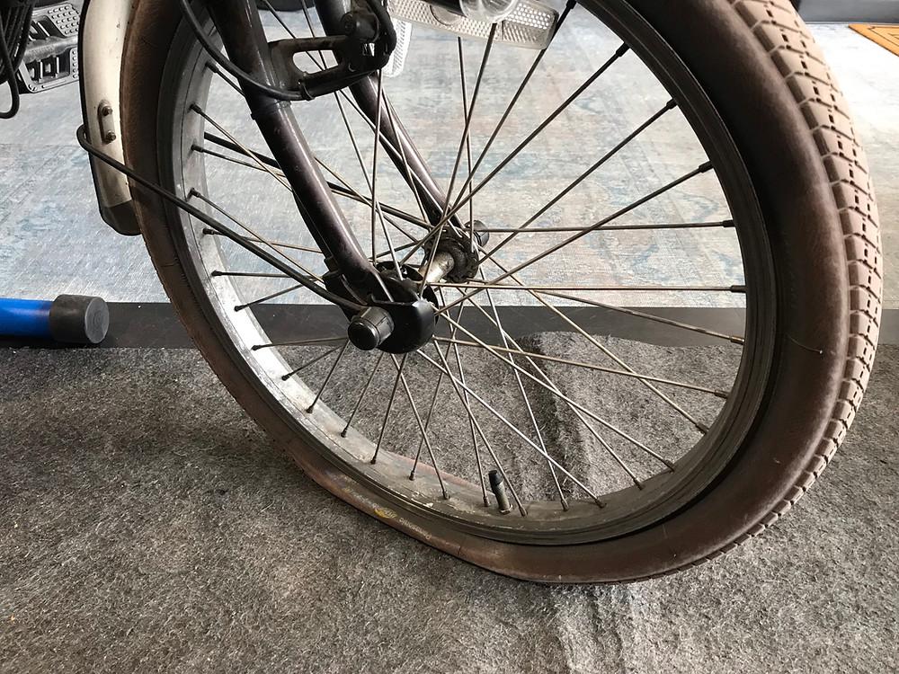 愛知県/知多半島/東海市/電動自転車/修理/タイヤ交換/MANI輪サイクル/マニワサイクル/MANIWACYCLE/一般車