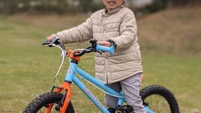 ★初めての自転車選び★軽くてその日のうちに乗れたそうです!!