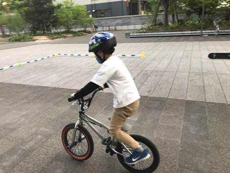 ★定期的に開催しています★BMXスクール&自転車教室!!