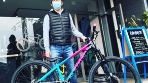 ★自転車好きが選ぶMTB★ダートジャンプ仕様!!