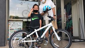 ★ちょっとだけ大きいサイズをチョイス!★家族で自転車を楽しむための変速付きモデル!!