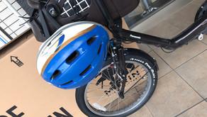 【修理】電動自転車のフロントにあのタイヤを!当店らしい選択肢!!