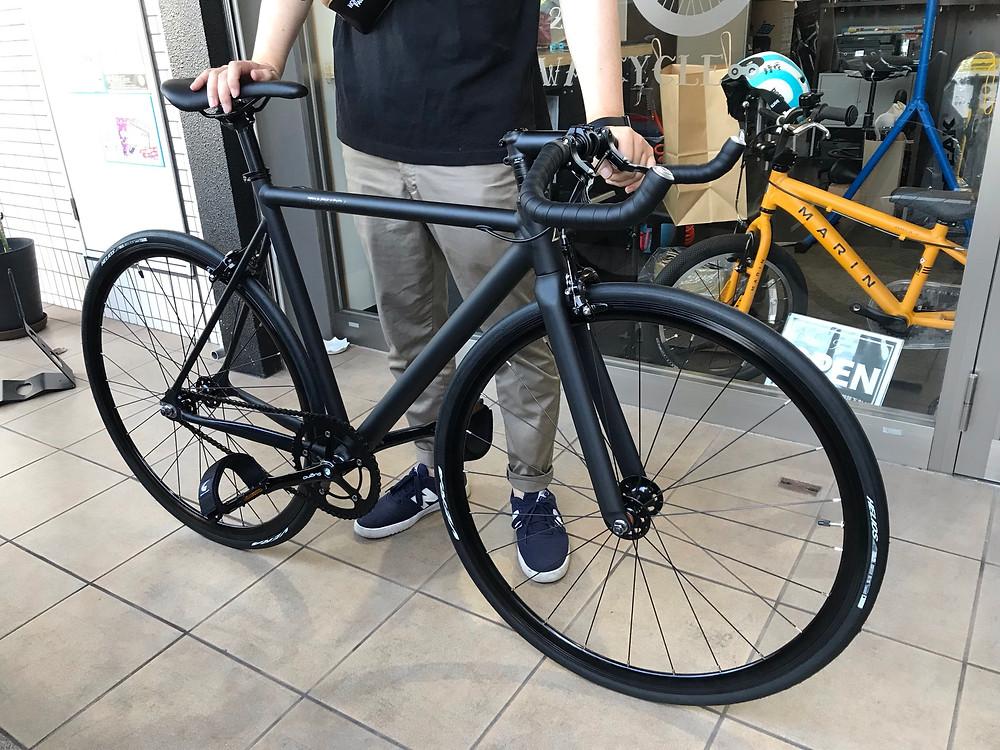 愛知県/知多半島/東海市/PIST BIKE/ピストバイク/MANI輪サイクル/マニワサイクル/MANIWACYCLE
