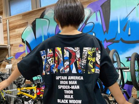 ★【数量限定】MARVEL×DC SHOESのTシャツ入荷!!★キッズサイズ+大人サイズ若干あり
