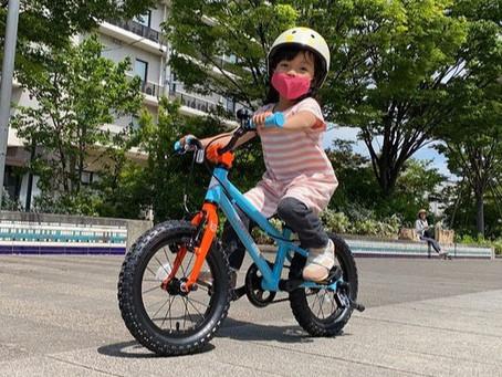 ★カワイイ娘にはカワイイバイクを!★お兄ちゃんの自転車を貰うまで!!