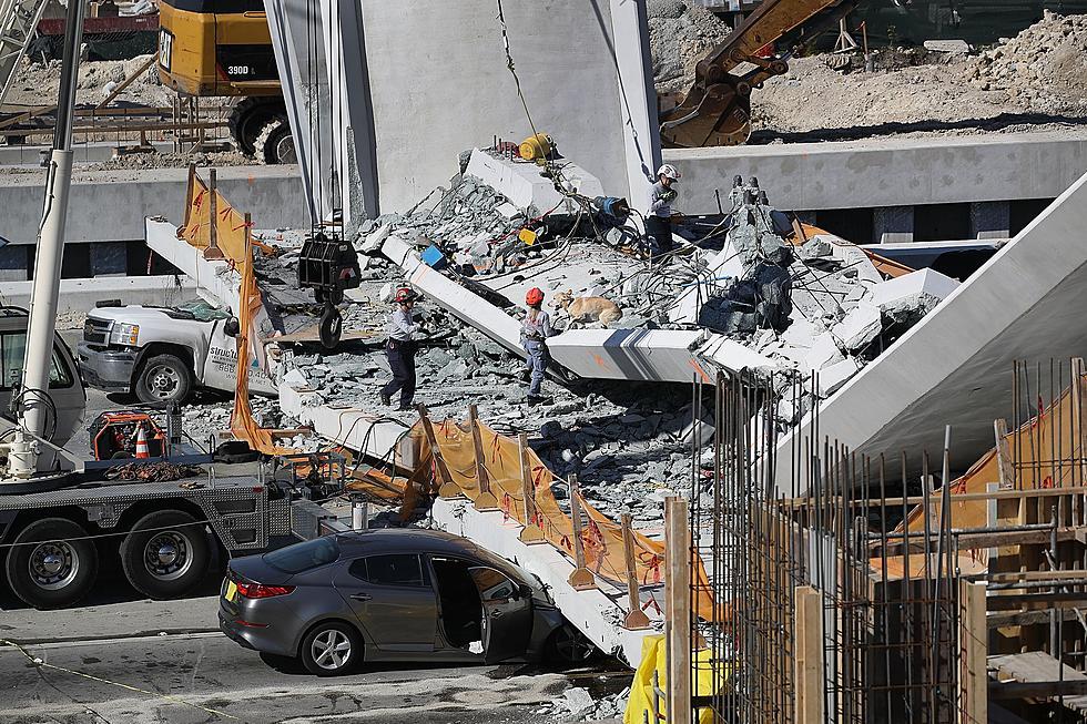 Florida Pedestrian Bridge Collapse