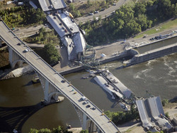 Minnesota Bridge Collapse - NPR